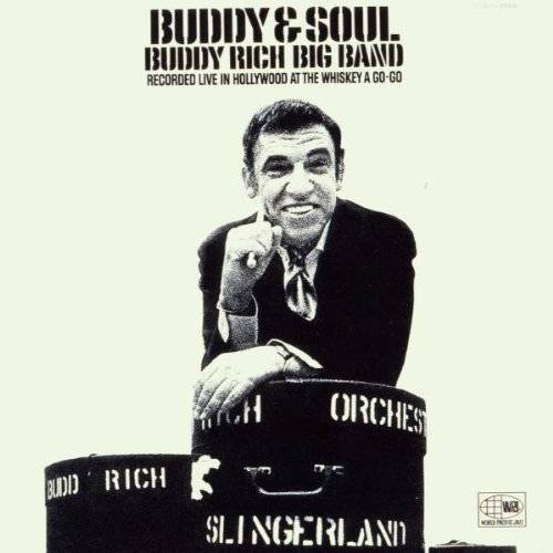 Buddy Rich - Buddy and Soul - Preis vom 27.02.2021 06:04:24 h