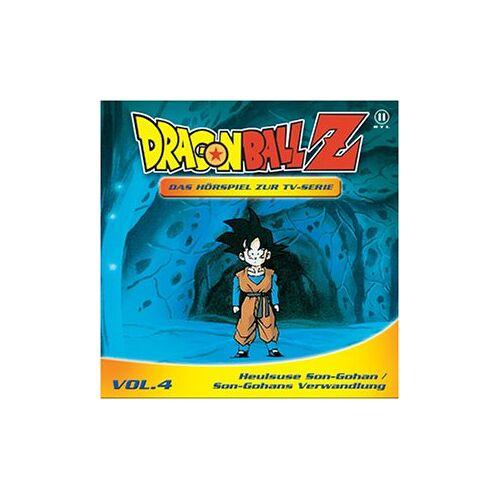 Dragonball Z - Dragon Ball Z - Folge 4: Heulsuse Son-Gohan - Preis vom 25.02.2021 06:08:03 h