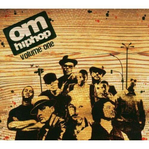 Various - Om Hiphop Vol.1 - Preis vom 23.01.2021 06:00:26 h