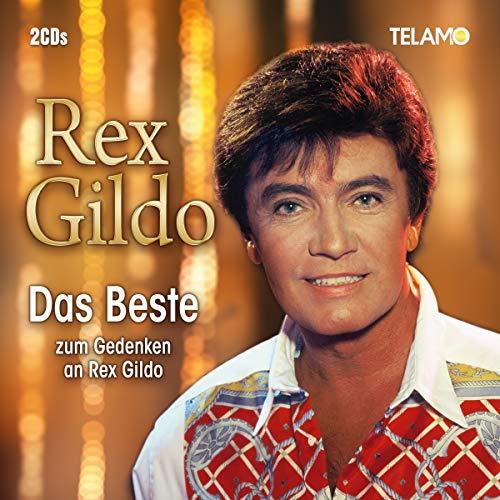 Rex Gildo - Das Beste Zum Gedenken An Rex Gildo - Preis vom 21.01.2021 06:07:38 h