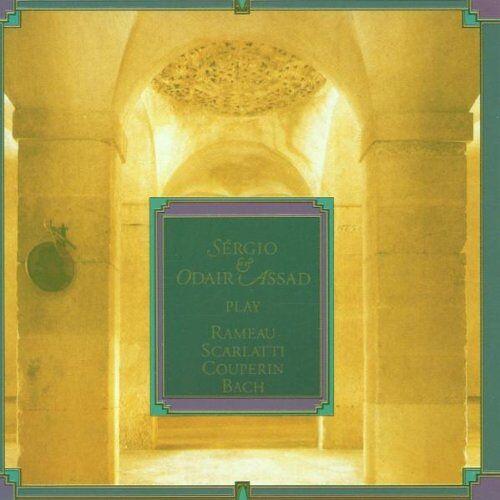 Assad, Sergio & Odair - Barockmusik für zwei Gitarren - Preis vom 26.02.2021 06:01:53 h