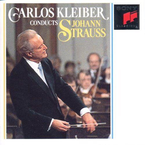 Carlos Kleiber - Carlos Kleiber dirigiert Johann Strauß - Preis vom 13.04.2021 04:49:48 h