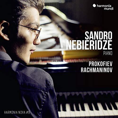 Sandro Nebieridze - Musik Für Klavier - Preis vom 20.10.2020 04:55:35 h