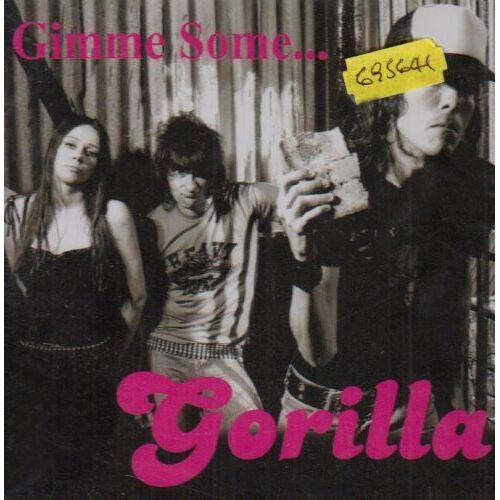 Gorilla - Gimme Some Gorilla - Preis vom 17.04.2021 04:51:59 h