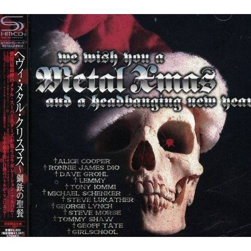 We Wish You a Metal X'Mas - We Wish You a Metal X'mas & a - Preis vom 15.04.2021 04:51:42 h