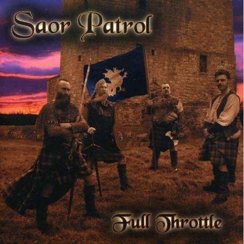 Saor Patrol - Full Throttle - Preis vom 05.05.2021 04:54:13 h