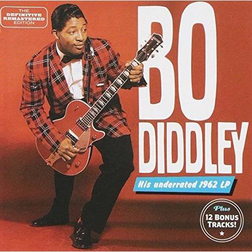 Bo Diddley - Bo Diddley + 12 Bonus Tracks - Preis vom 27.02.2021 06:04:24 h