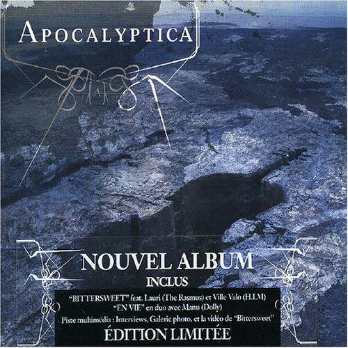 Apocalyptica - Apocalyptica [+3 Bonus] - Preis vom 20.10.2020 04:55:35 h