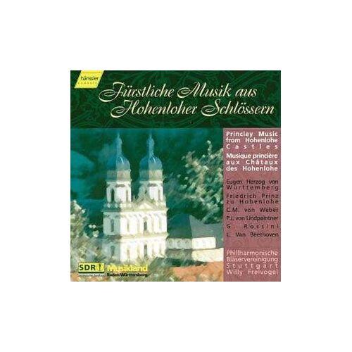 Freivogel - Fürstliche Musik aus Hohenloher SChloéssern - Preis vom 16.10.2019 05:03:37 h