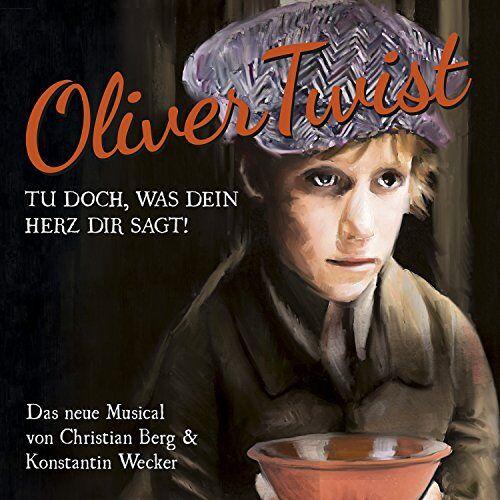 Konstantin Wecker - Oliver Twist - das Musical - Preis vom 08.04.2021 04:50:19 h