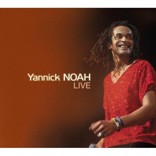Yannick Noah - Live - Preis vom 24.01.2020 06:02:04 h