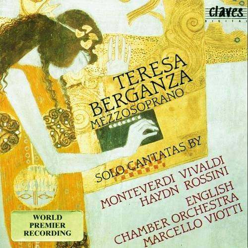 Teresa Berganza - Solokantaten - Preis vom 10.05.2021 04:48:42 h