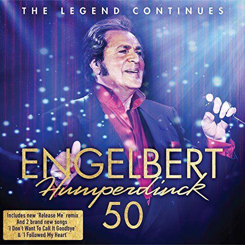 Englebert Humperdinck - Englebert Humperdinck:50 - Preis vom 05.09.2020 04:49:05 h