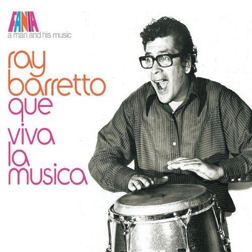 Ray Barretto - Que Viva la Musica - Preis vom 21.01.2021 06:07:38 h
