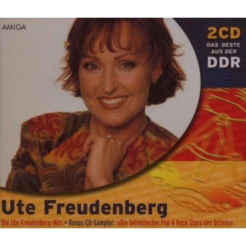 Ute Freudenberg - Das Beste Der Ddr - Preis vom 06.05.2021 04:54:26 h