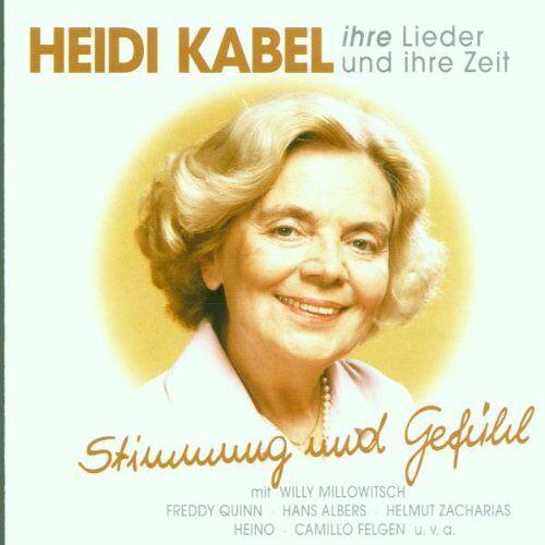 Heidi Kabel - Ihre Lieder und Ihre Zeit - Preis vom 04.09.2020 04:54:27 h