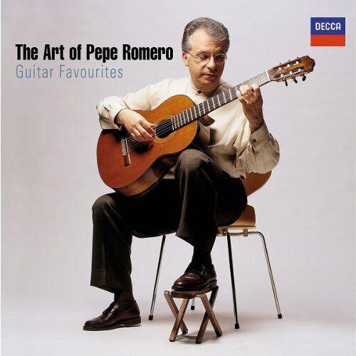 Pepe Romero - The Art of Pepe Romero - Preis vom 20.10.2020 04:55:35 h
