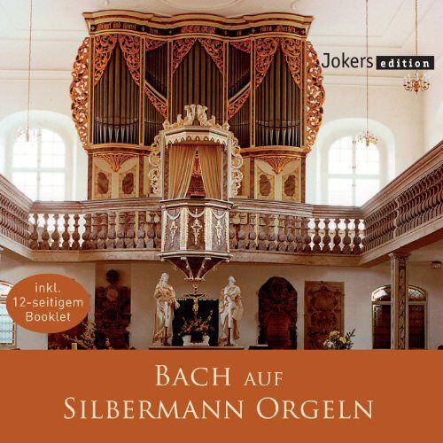 Various - Bach auf Silbermann Orgeln - Preis vom 14.05.2021 04:51:20 h