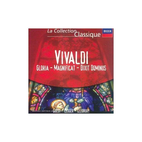 Vivaldi - Vivaldi/Musique Sacree - Preis vom 20.10.2020 04:55:35 h