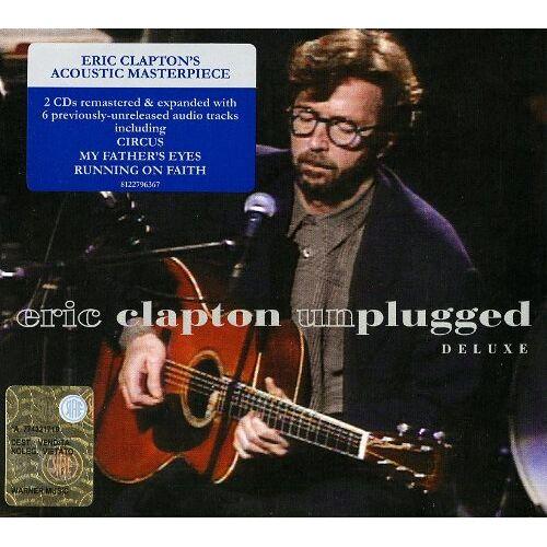 Eric Clapton - Unplugged - Preis vom 06.09.2020 04:54:28 h