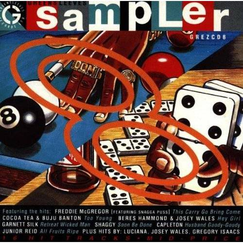 Greensleeves Sampler - Greensleeves Sampler Vol. 8 - Preis vom 18.10.2020 04:52:00 h