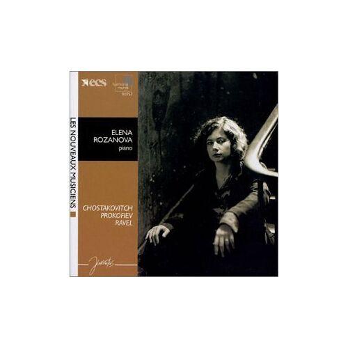 E. Rozanova - Elena Rozanova,Piano - Preis vom 16.04.2021 04:54:32 h