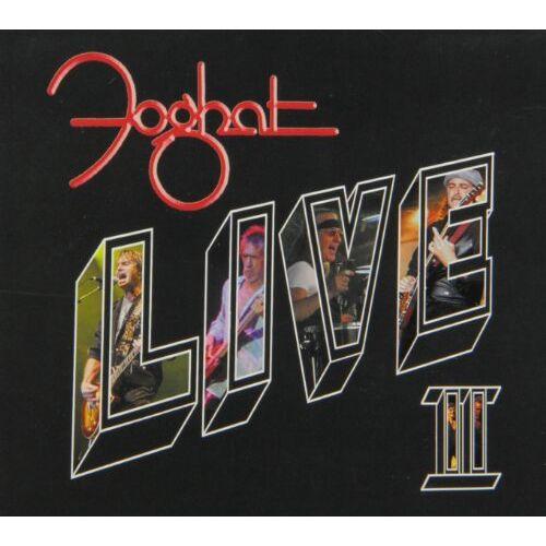 Foghat - Live 2 - Preis vom 26.01.2021 06:11:22 h