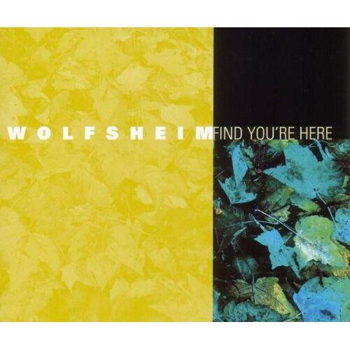 Wolfsheim - Find You're Here - Preis vom 08.05.2021 04:52:27 h