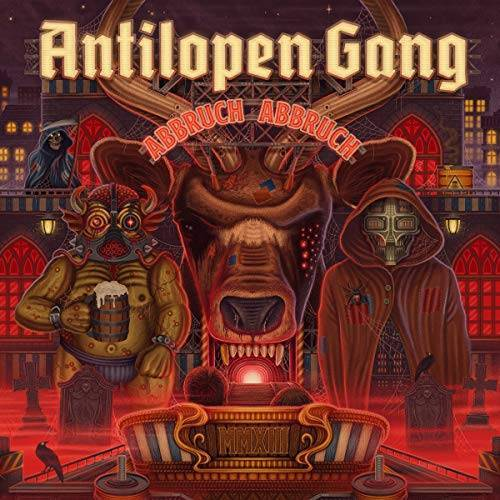 Antilopen Gang - Abbruch Abbruch (DigiPak) - Preis vom 08.04.2021 04:50:19 h