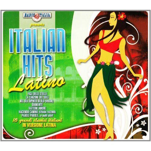 Vari-Italian Hits La - Italian Hits Latino - Preis vom 20.10.2020 04:55:35 h
