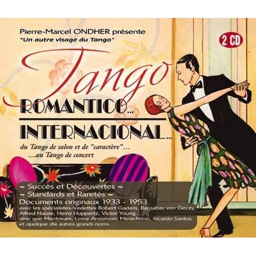 Various - Tango Romantico... Tango Internacional 2 CD (UK Import) - Preis vom 01.06.2020 05:03:22 h