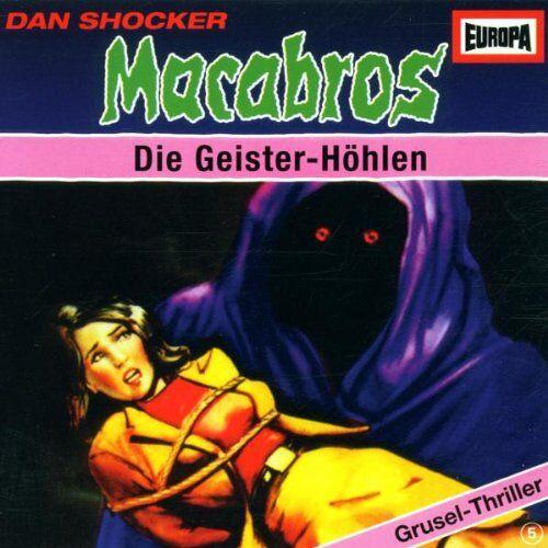 Macabros 5 - Macabros - Folge 5: Die Geister-Hoehlen - Preis vom 18.04.2021 04:52:10 h
