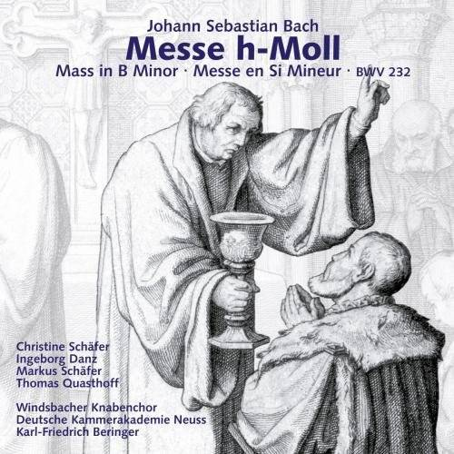 C. Schäfer - Messe H-Moll Bwv 232 - Preis vom 04.09.2020 04:54:27 h