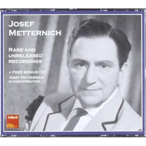 Metternich-Rare - Metternich-Rare & Unreleased R - Preis vom 18.04.2021 04:52:10 h