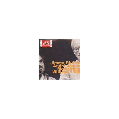 J. Giuffre - Momentum,Willisau 1988 - Preis vom 16.01.2021 06:04:45 h