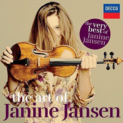 Janine Jansen - The Art Of Janine Jansen - Preis vom 05.09.2020 04:49:05 h