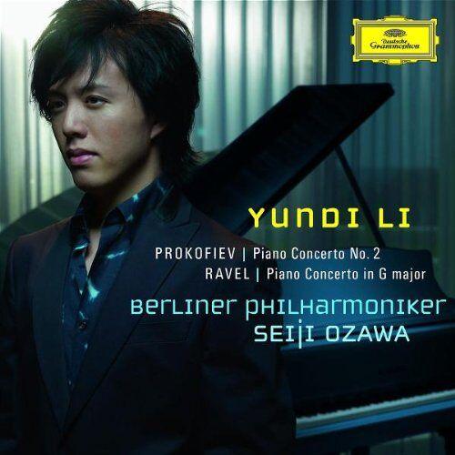 Yundi Li - Klavierkonzert 2/Klavierkonzert G-Dur - Preis vom 20.10.2020 04:55:35 h