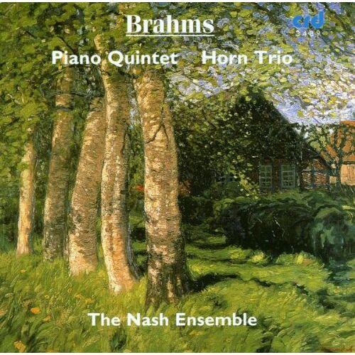 the Nash Ensemble - Horn Trio Op. 40 / Piano Quintett - Preis vom 20.10.2020 04:55:35 h