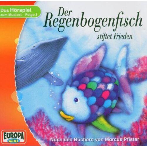 der Regenbogenfisch - 03/Stiftet Frieden - Preis vom 04.08.2019 06:11:31 h