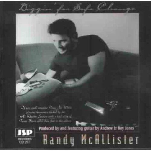 Randy Mcallister - Diggin for Sofa Change - Preis vom 14.05.2021 04:51:20 h