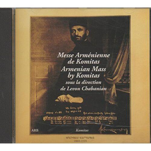 Armenian Choir - Armenian Mass - Preis vom 17.04.2021 04:51:59 h