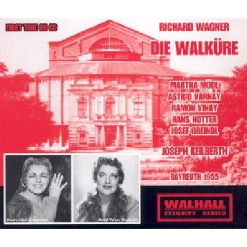 Wagner:Walkuere - Die Walküre - Preis vom 04.10.2020 04:46:22 h
