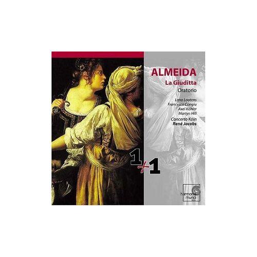 Concerto Köln - La Giuditta - Preis vom 20.10.2020 04:55:35 h