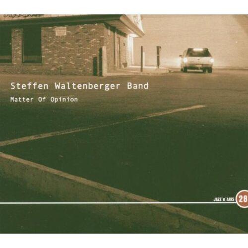 Steffen Waltenberger - Matter of Opinion - Preis vom 15.04.2021 04:51:42 h