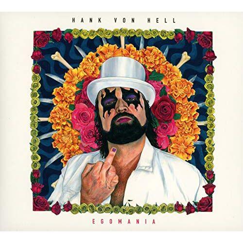 Hank Von Hell - Egomania (CD Digipak) - Preis vom 25.01.2021 05:57:21 h