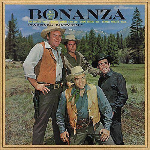 Bonanza - Bonanza 4-CD & Book/Buch - Preis vom 28.02.2021 06:03:40 h