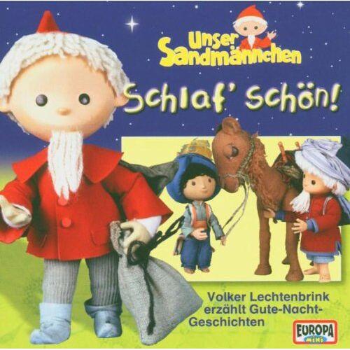 Unser Sandmännchen - Unser Sandmännchen Schlaf - Preis vom 24.01.2020 06:02:04 h