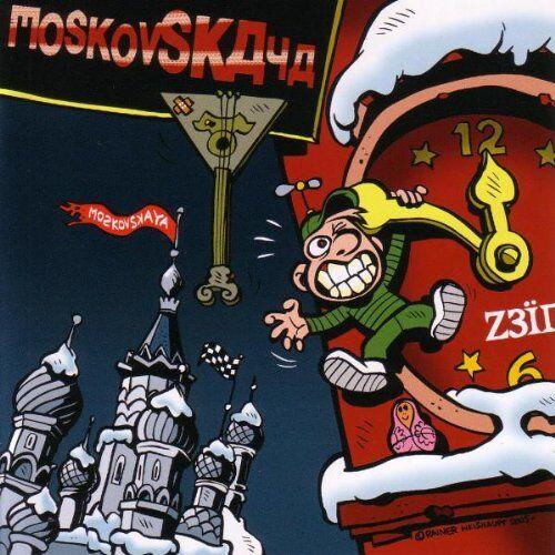 Moskovskaya - Zeit - Preis vom 21.01.2021 06:07:38 h