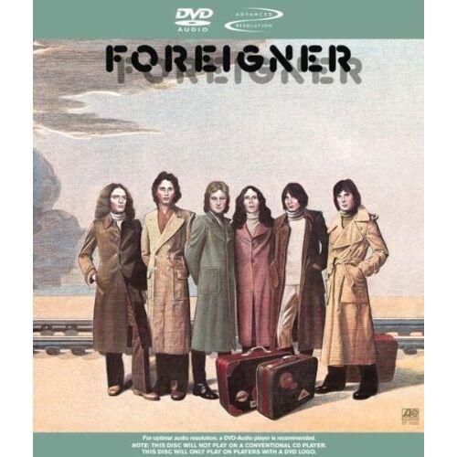 Foreigner - Foreigner [DVD-AUDIO] - Preis vom 18.10.2020 04:52:00 h