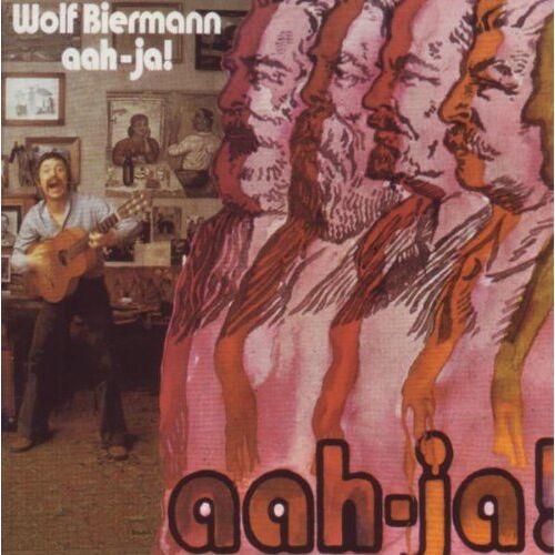 Wolf Biermann - Aah-Ja! - Preis vom 11.04.2021 04:47:53 h